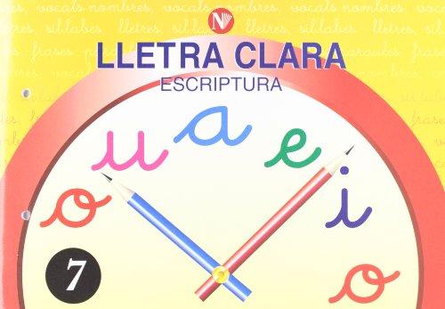 Lletra Clara - Escriptura 7