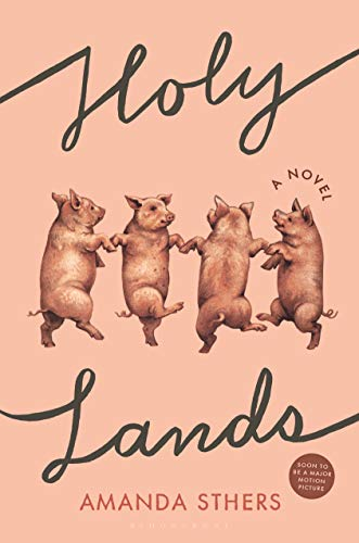 Holy Lands (English Edition)
