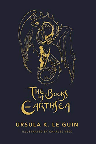 The Books of Earthsea: The Complete Illustrated Edition (English Edition)