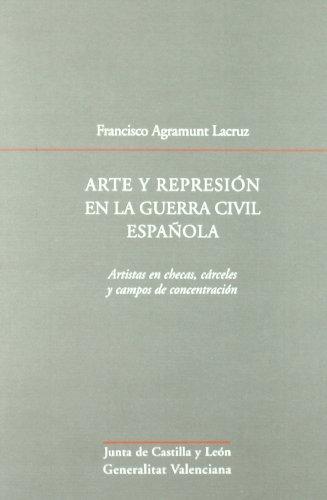 Arte y represion en la Guerra civil española