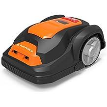 yardforce, SA500ECO, robot tosaerba auto-alimentato, con protezione antifurto/batteria, per prati fino a 500m², 50% sfumato