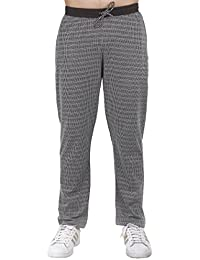AVR Mens Lower Jacquard Cotton Regular FIT Casual Wear Brown Pyjama,Sleepwear,Trackpant,Bottom Wear And Sports...