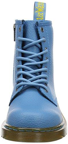 Dr. Martens Unisex-Kinder Delaney Pbl Kurzschaft Stiefel Blau (Sky Blue Pebble Lamper)