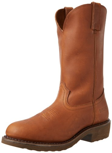 Durango Boots Pull-On 27602 EE Tan/Herren Westernreitstiefel Braun/Work Boot/Reitstiefel/Farm & Ranch Boot, Groesse:41 (8 US) -