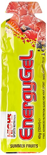 High5 Energy Gel Summer Fruits (Box of 20), 1er Pack (1 x 760 g)