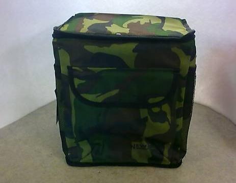 Borsa frigo termica 24 litri verde militare x campeggio softhair spiaggia mare
