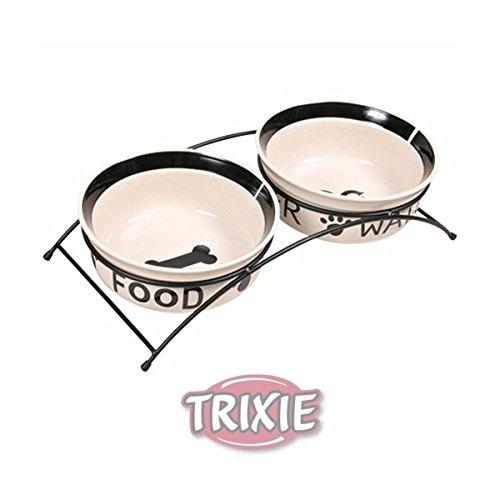 Trixie Set Comederos Eatonfeet