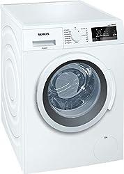 Siemens iQ500 WM14T3V0 iSensoric Waschmaschine / A+++ / 1400 UpM / 8 kg / Weiß / VarioPerfect / iQDrive / Nachlegefunktion