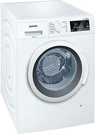 Siemens iq500 wm14t3v0 isensoric machine laver avec programme varioperfect moteur iqdrive et - Programme machine a laver ...