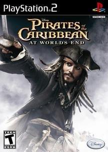 PS2 Fluch der Karibik 3: Am Ende Welten