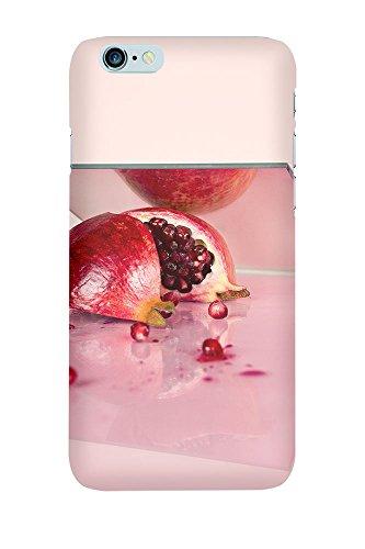 iPhone 4/4S Coque photo - Miroir Passion Fruit II