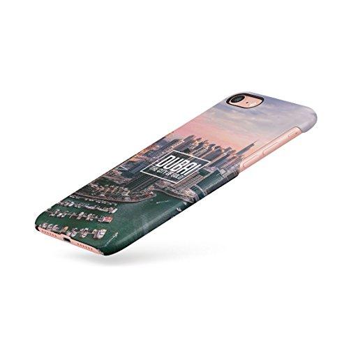Venice City Of Rivers Italy Romantic Custodia Posteriore Sottile In Plastica Rigida Cover Per iPhone 7 Plus & iPhone 8 Plus Slim Fit Hard Case Cover City Of Gold