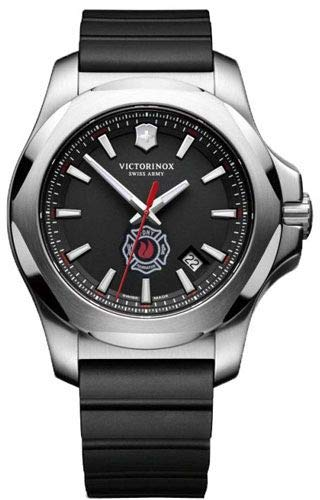 Victorinox 249104.1 Black Steel 316 L Analog Quartz Man Watch