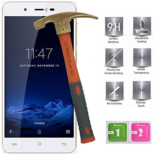 All Phone Store Displayschutz aus Hartglas 9H für Cubot R9