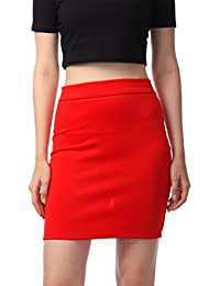 1f1ddfadcffe Mini Women's Skirts: Buy Mini Women's Skirts online at best prices ...