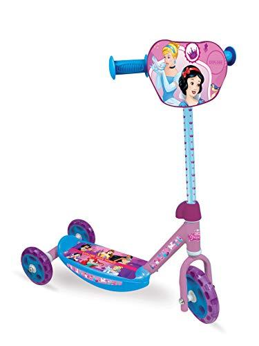 D'arpèje - Patinette / Trottinette Trois Roues Princesses Disney Enfant 2 à 5 ans - ODIP110