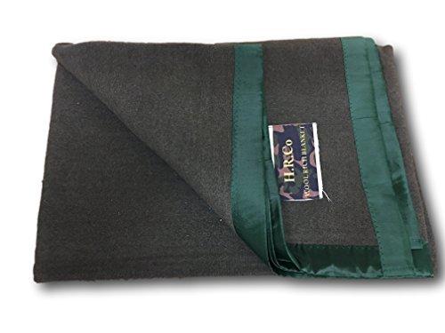 Army Issue ungherese Bedding-Coperta di lana