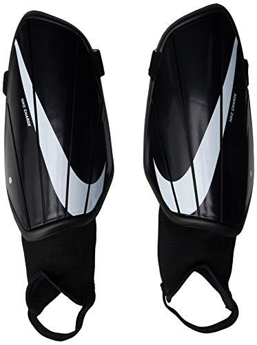 Nike Unisex Charge Fußball-Schienbeinschoner, Black/Black/White, XL