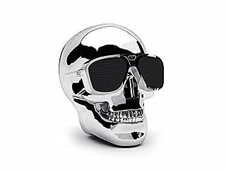 Jarre AeroSkull XS Bluetooth Speaker - Chrome Silver (B00GK9DCGY) | Amazon price tracker / tracking, Amazon price history charts, Amazon price watches, Amazon price drop alerts