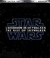Star Wars : L'Ascension de Skywalker [4K Ultra HD Blu-Ray Bonus-Édition boîtier SteelBook]