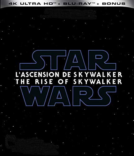 Star Wars : L'Ascension de Skywalker [4K Ultra HD Blu-Ray Bonus-Édition boîtier SteelBook]
