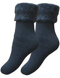2 Paar Qano Mega-Thermo Socken