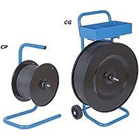 Propac z-cp Portabobina para REGGIA de plástico diámetro interior 60mm, 30x 40x 66cm