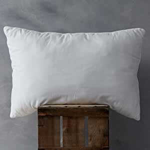 Classic Hollowfibre Pillow - Pack of Two - Standard Size - Medium/Firm Support | Soak&Sleep
