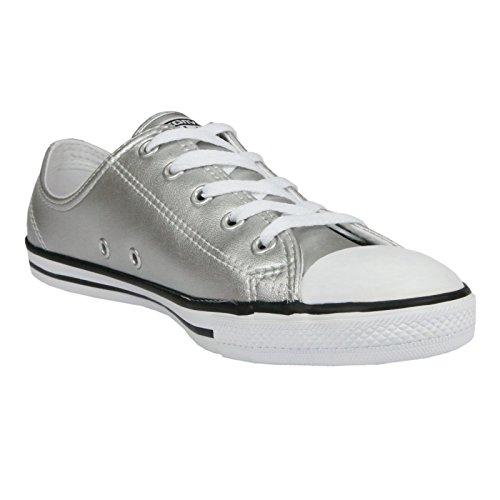 converse-all-star-dainity-leather-ox-w-calzado-silver