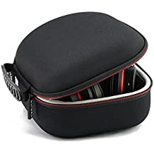 LTGEM Caso Headphones Portatile Universale , Compatibile Bose Soundtrue/XoVision /Sennheiser/Maxell/Razer/ Audio-Technica /Dr. (Maxell Leggero Cuffie)