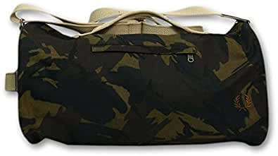 Fred Perry - Sac Camouflage Vert (TU)