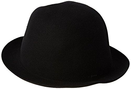 Bailey Chipman, Trilby Hat Homme Noir (Black)