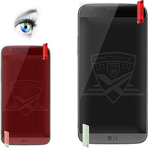 3 x PROTOMAX Schutzfolie f. LG G5 , PROTOMAX TPU, Displayschutz LG G5 3er Pack