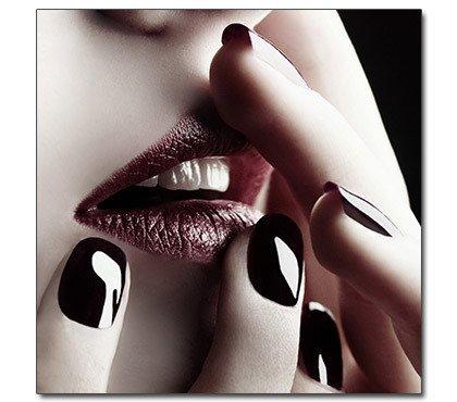 Sexy Poster -- Kiss -- Akt Erotik Kunstdruck fürs Schlafzimmer Lippen Kuss Küssen Gesicht