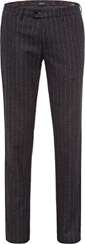 Frederic C (Herren Stripe Wolle Anzug)