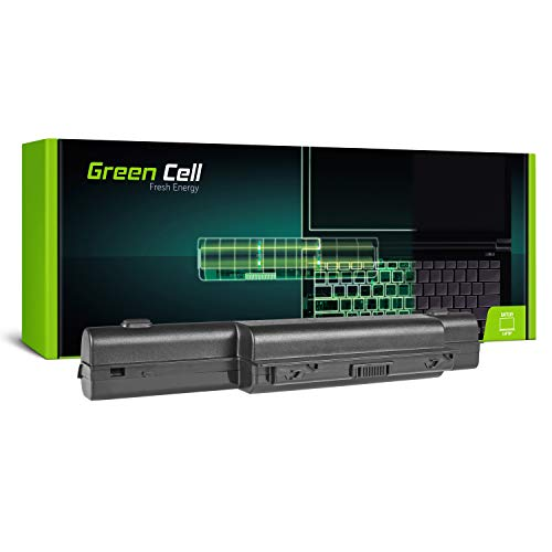GC® Extended Serie Laptop Akku für Gateway NV53A NV53A11u NV53A24U NV53A52U NV55C NV55S NV57 (8800mAh 11.1V Schwarz) (Nv53a52u Gateway Laptop)