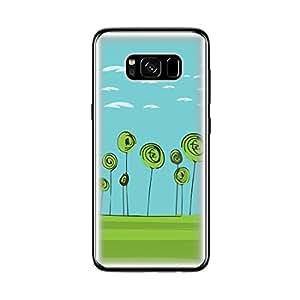 Digi Fashion Premium Soft Case with direct printing for Samsung Galaxy S8