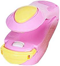 SWD Prime Cycle Zone Household Mini Sealing Machine Snacks Plastic Bags Sealing Machine Portable Travel Hand Pressure