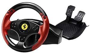 Thrustmaster Ferrari Racing Wheel Red Legend Edition (PC DVD)