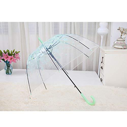 Dabixx Paraguas Transparente