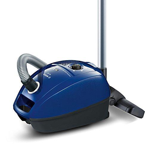 Bosch GL-30 Aspirador con bolsa compacto, sistema powerprotect, 600 W, 4 litros, 79 Decibelios, Azul