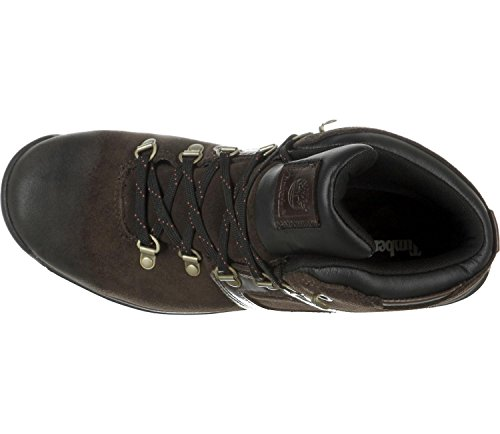 Timberland Gt Scramble Ftp_gt Scramble Mid Leather Wp, Bottes homme Brown