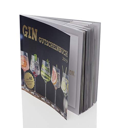 2019 - Gin Gutscheinbuch