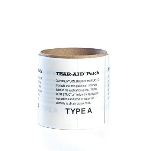 41LNCxVMbCL. SS500  - Tear-Aid - A - Repair roll 7.6 cm x1.5 m Tear-Aid - repair patches - Roll 7.6cmx1.5m