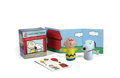 Peanuts Finger Puppet Theater: Starring Charlie Brown and Snoopy! (April 02,2013)