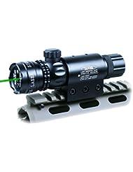 point laser vert dehors ajusté fusil de chasse canon de fusil Rifle Scope Sight Avec