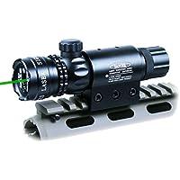 IRON JIA'S Punto láser Verde Ajustado Fuera del Alcance del Rifle Vista Escopeta cañón de un Rifle con