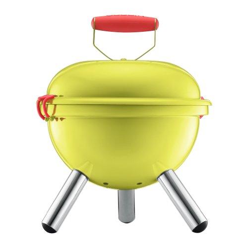 Bodum - Fyrkat Mini Holzkohlegrill, - Bodum Grill