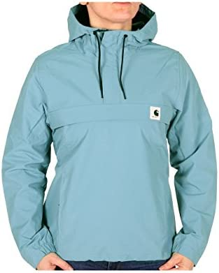 Carhartt Womens Nimbus Pullover Dusty Blue - Small