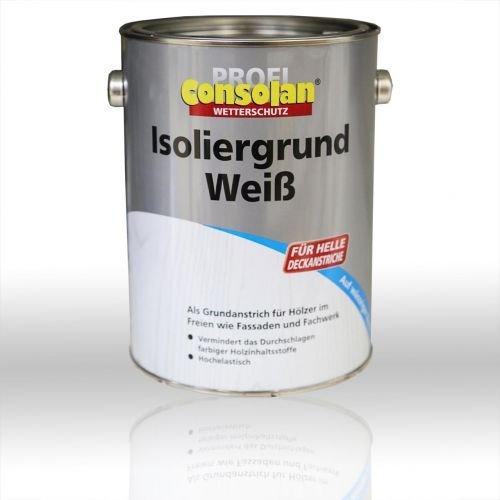 Preisvergleich Produktbild Consolan Profi Isolier Grund weiß 2,5 Liter